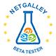 NetGalley Beta Tester